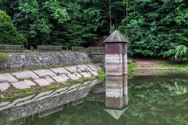 Rybník Fúgelka