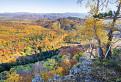 Jeseň na Dolnej skale
