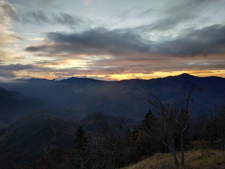 idylka na Čierňavskom vrchu