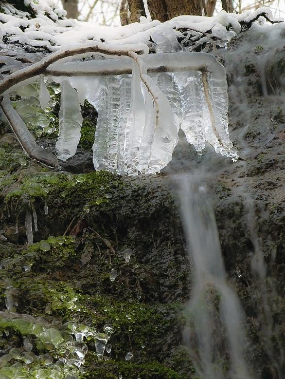 Ozdoba vodopádu