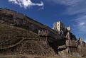 Beckovské hradby