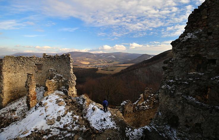 Na Jasenovskom hrade