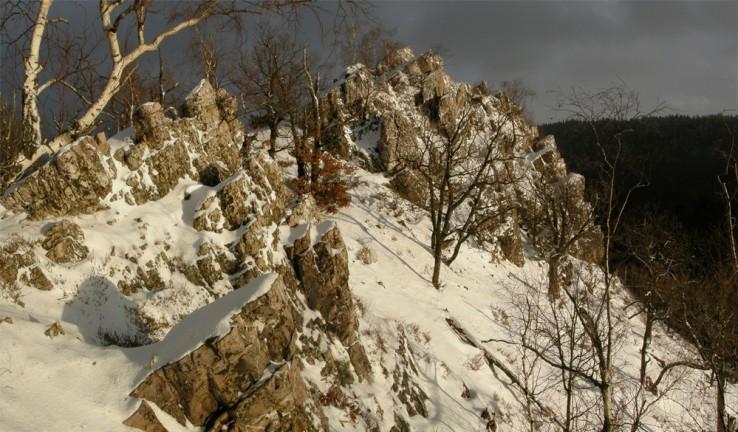 Oselný vrch