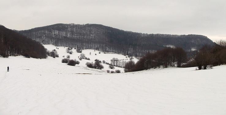 Kalište a Česaná hora