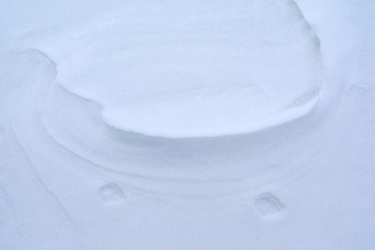 Snežná tvorba