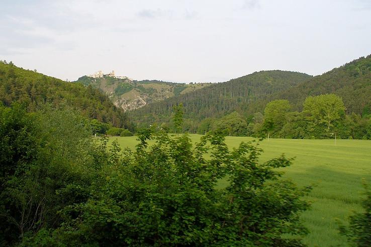 V doline Jablonky