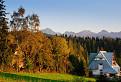Jesenné Tatry zo severu