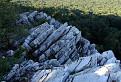 skalné bralá Studeného hradu
