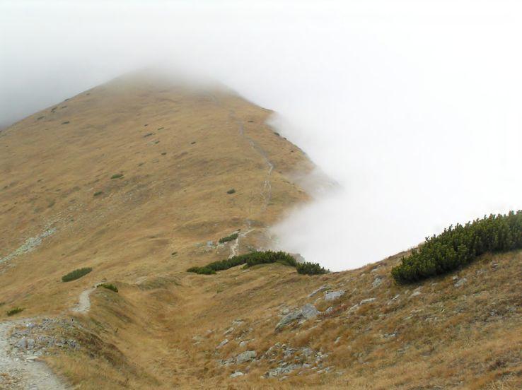 Chodník do oblakov