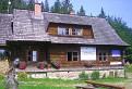Horská chata na Hali Krupowej