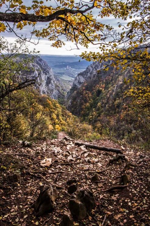 Jeseň Zádielska dolina