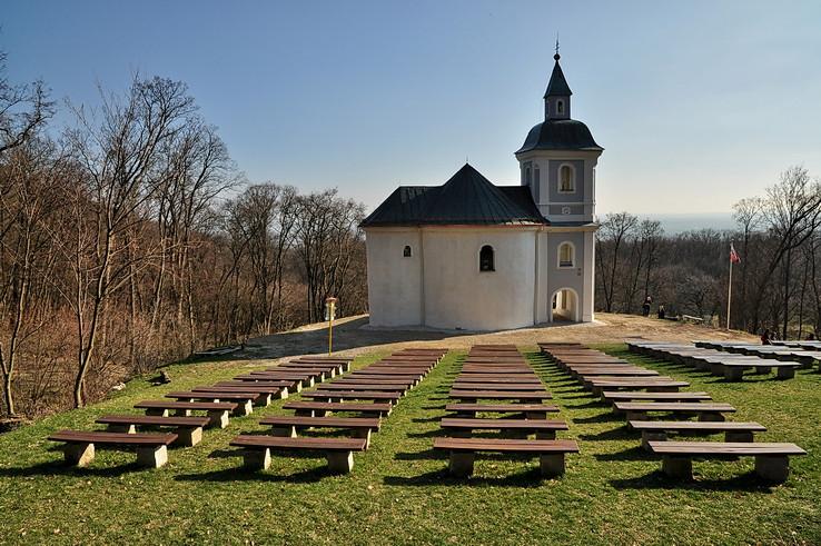 Kráska zvaná Rotunda sv. Juraja