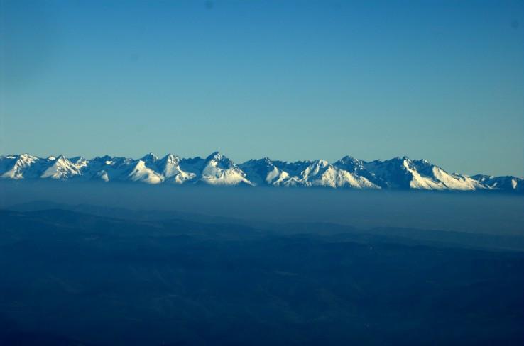 Vysoké Tatry v plnej kráse