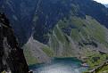 Temnosmrečinská dolina z Chalubinského brány