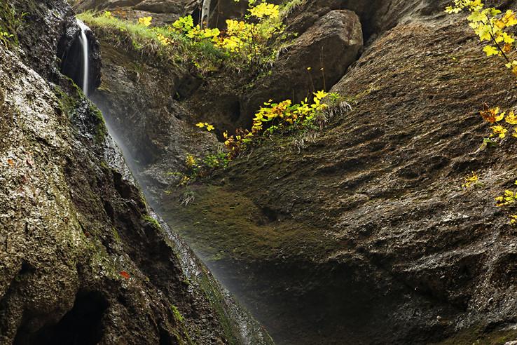 Hlbocký vodopád I.