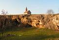 Jaskyne pri Drazovskom kostoliku