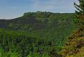 Buchlov z Jaseňovej skaly