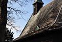 Drevený kostol v Hrčave