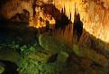 Demänovská jaskyňa slobody - Smaragdové jazierko