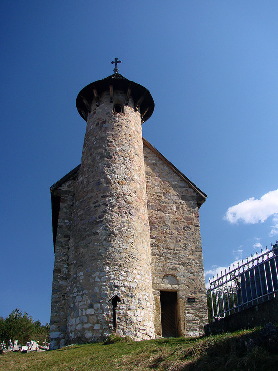 Kližský kostolík