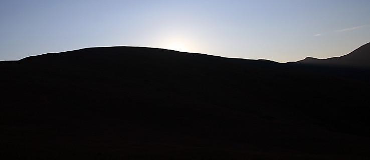 Chabenec a východ slnka