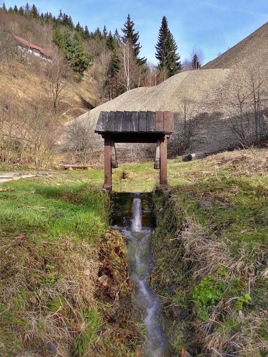 Starý banský vodovod