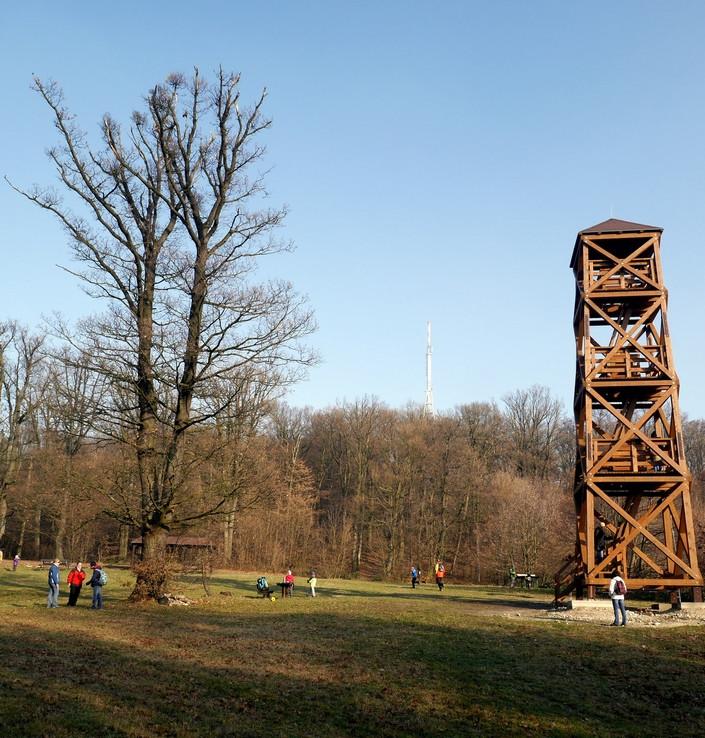 Dve veže