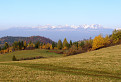 Cestou na Bukovec