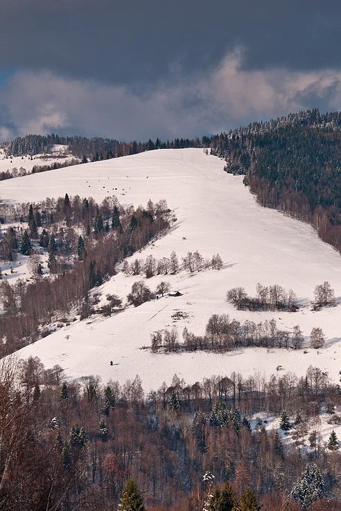 Mariškino v zime