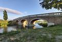 Barokovo-secesný most v Kráľovej pri Senci