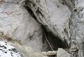 Jaskyňa s rebríkom