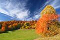 jesenné farbičky Kysuckých vrchov