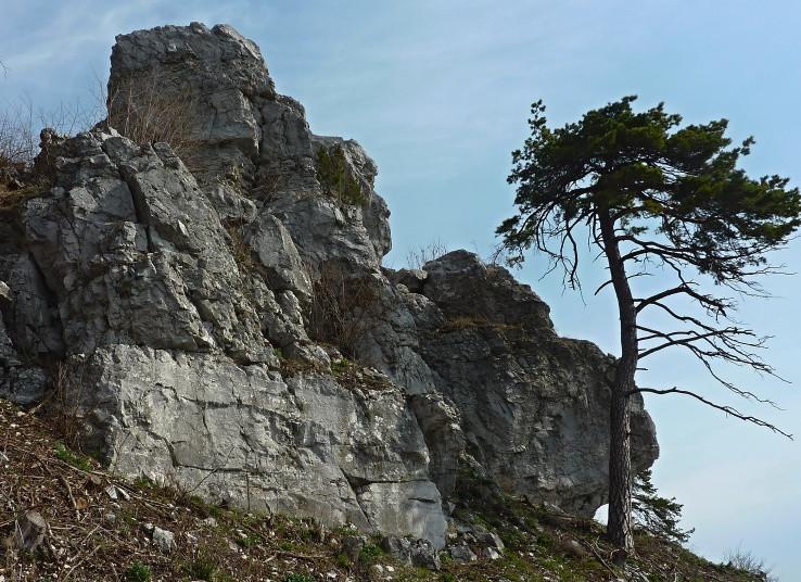 pod skalami Vyšehradu