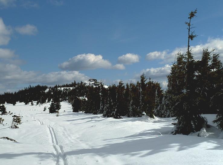 vrchol Skaliska