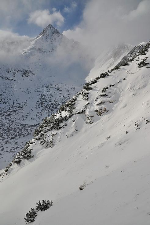 Jahňací Matterhorn