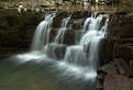 Vodopád na Satine