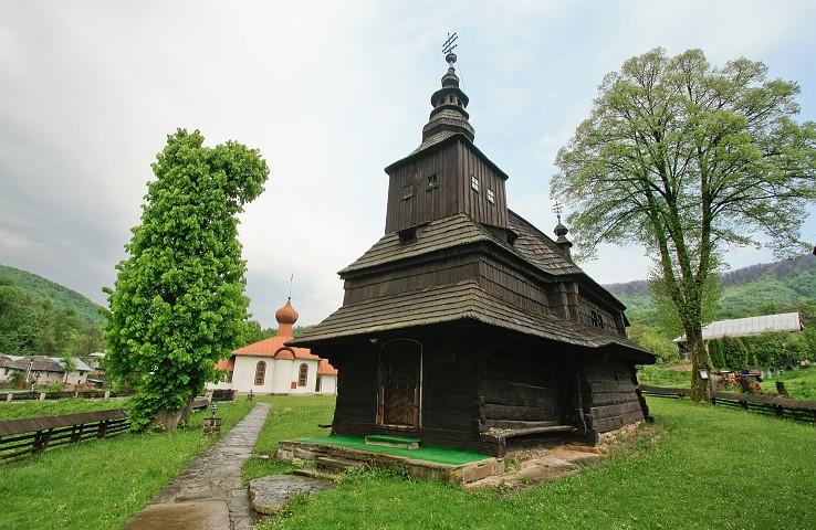 Kostolík v Ruskom Potoku