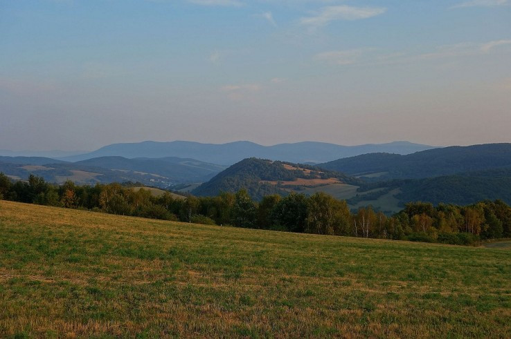 Veľká Makovica a Vihorlatské vrchy