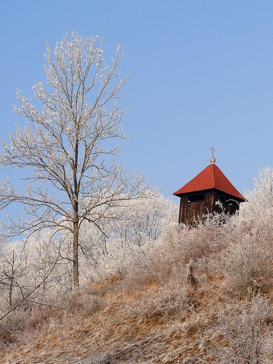 Zvonica nad Hadvigou