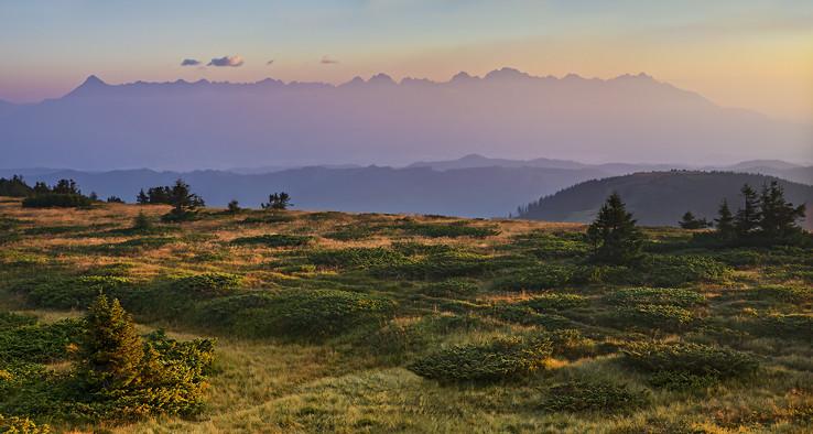 Tatry panoramatické