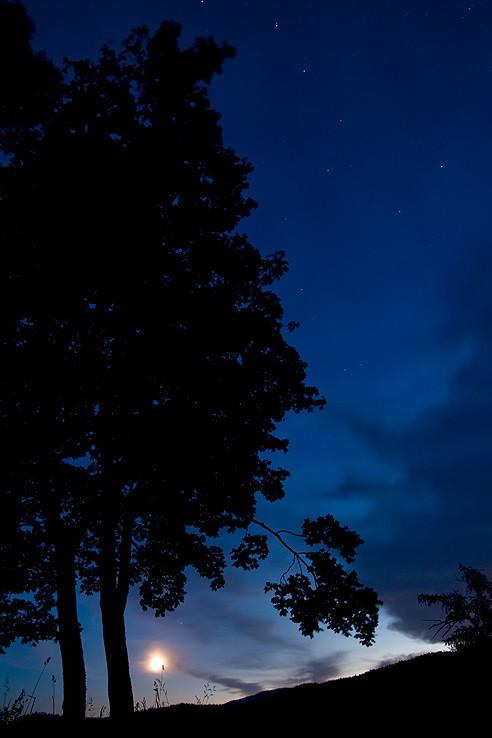 Noc nad Muráňom
