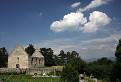 Zostatky Haluzického kostolíka