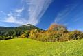 Jeseň pod Hrdošom