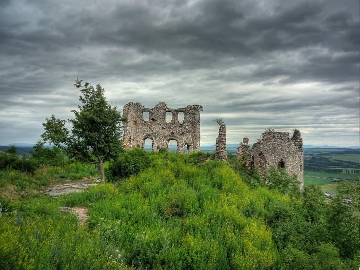 Zlé časy nad Turnianskym hradom