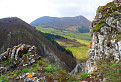 Pohľad z Kavčej skaly...