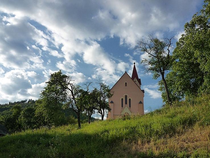 Kaplnka v Silickej Jablonici