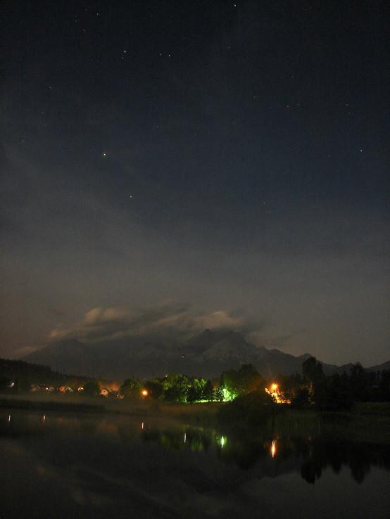 nočné Mlynčeky