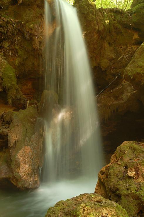 Horný Hájsky vodopád