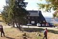 Chata Bacówka, 900 m.n.m.