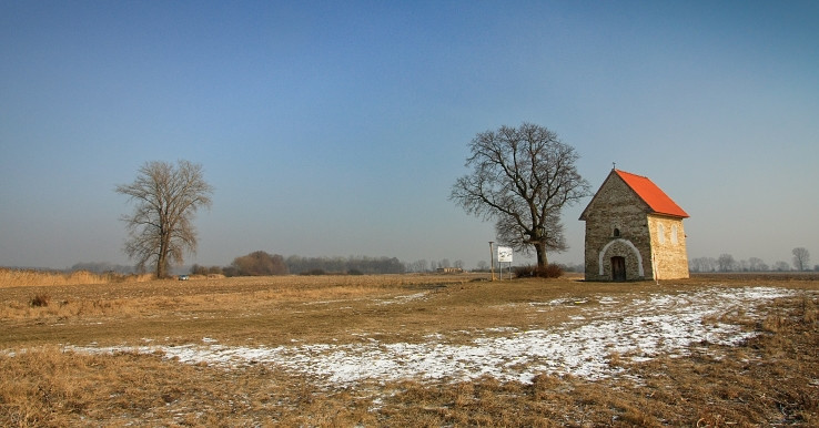 Kostolík sv.Margity Antiochijskej v Kopčanoch